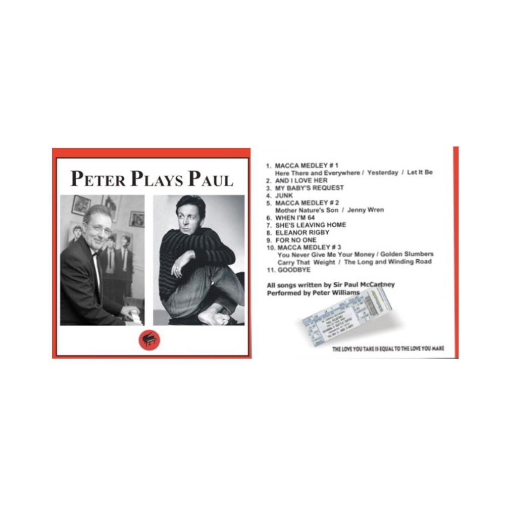 Peter Williams Entertainment